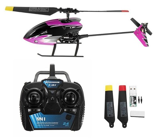 Esky 150 V2 RTF Package