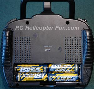 Using Rechargeable NiMh AA Batteries In Esky Radio