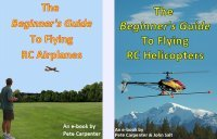 RC Airplane & Helicopter Beginner's Guide Combo eBook Package