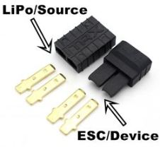 Traxxas RC LiPo Battery Connectors