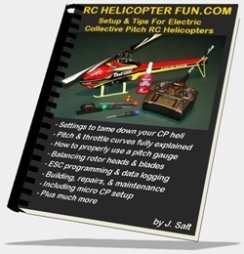 Collective Pitch RC Helicopter Tips eBook