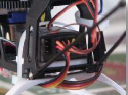 Blade 200 SRX Binding Port