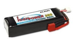 Trex 450LP Included 3S 2200mAh LiPo Pack
