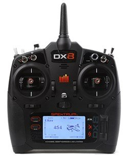 New Spektrum DX8