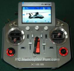 FrSky Horus RC Helicopter Radio