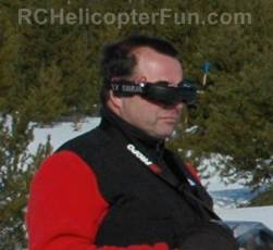 Video Goggles On - Flying FPV