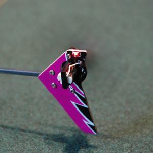 Esky 150 V2 Tail Fin With SMD LEDs
