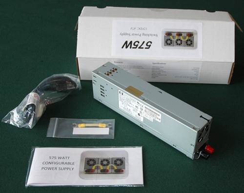 2ZO-RC Power Supply Package