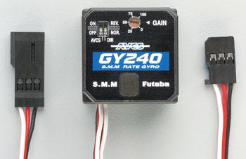 Futaba GY240 Tail Gyro