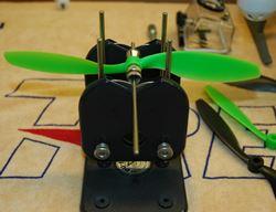 Blade 350 Prop Balancing