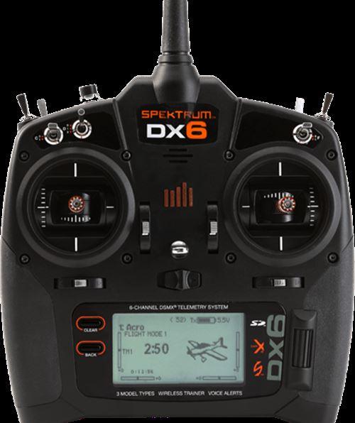 Spektrum DX6 RC Radio
