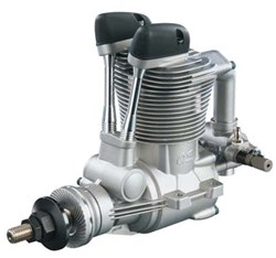 4-Stroke RC Nitro Engine