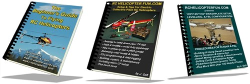 eBook Combo 2: Heli Beginner's & Setups