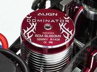 Align Trex 450LP ARTF RCM-BL460MX 3200KV High Performance Brushless Motor