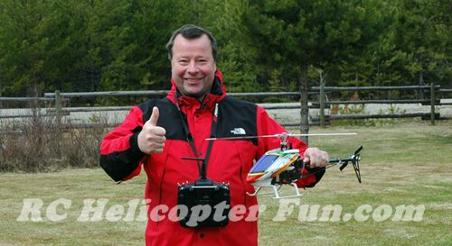 450 Size CP Helicopter - Best RC Helicopter Pick For Those Self Learning Collective Pitch