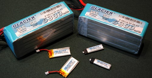 Glacier LiPo's From Buddy RC Top My Best LiPo Battery List
