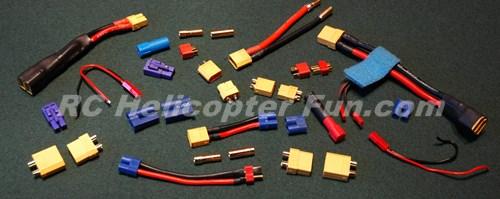 RC Battery Connectors