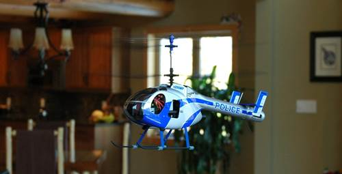 Micro Coaxial RC Helicopter
