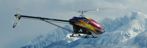 Align Trex 800E RC Helicopter