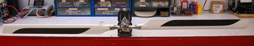 RC Helicopter Build Service - Blade & Rotor Head Balance