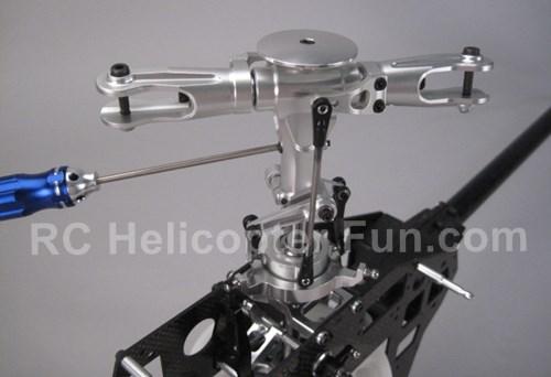 600 ESP Flybarless Head