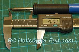 KSGER T12 9501 Iron Tip Working Distance