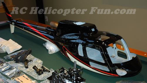Roban super scale as350 helicopter review roban 700 super scale as350 helicopter fuselage fandeluxe Image collections