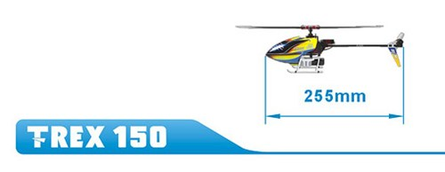 Align Helicopters T-Rex 150