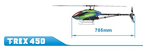 Align Helicopters T-Rex 450