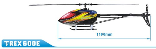 Align Helicopters T-Rex 600L