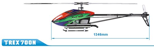 Align Helicopters T-Rex 700N