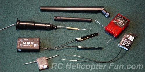 Understanding RC Antenna Operation & Placement