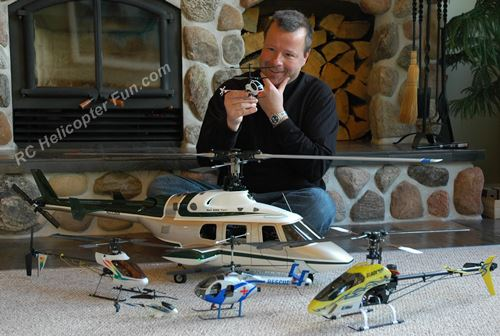 Choosing The Best RC Helicopter