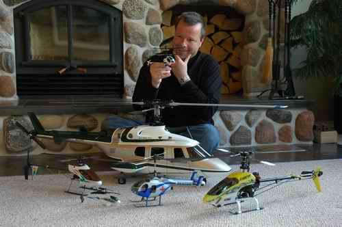 Deciding On The Best RC Helicopter