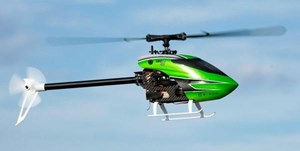The Blade 150 S is perfectly suited for flying in your own yard.
