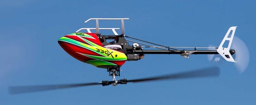 Blade Helicopters - Model 330X
