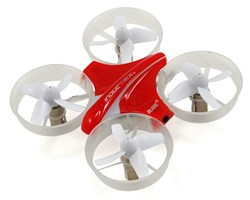 Quad Rotor Radio Controlled Helicopter