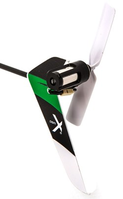 Familar Blade 120S Fixed Pitch Motorized Tail