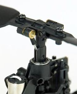 Blade 70S Internal Mast Pushrod Linkages