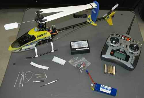 Blade 400 Ready To Fly Kit