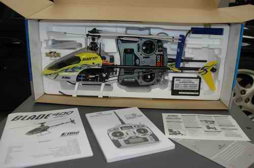 Blade 400 RC Helicopter Kit