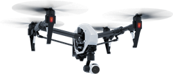 Click Image for more DJI Inspire 1 Information