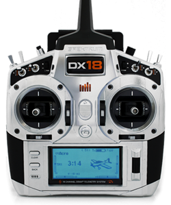 DX18 Spektrum Radio