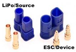EC2 RC LiPo Battery Connector