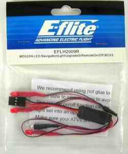 Blade CX3 LED (EFLH2009R)