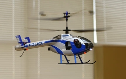 Blade CX3 MD520N Scale RC Helicopter