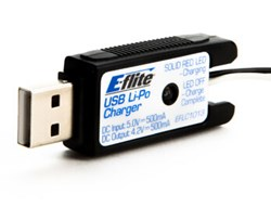 Blade 120S USB 1S LiPo Charger