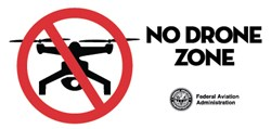 No RC Drone Zone