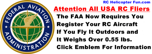 FAA UAV Registration