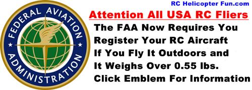FAA UAV Registration